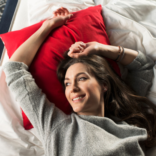 Śpij spokojnie samemu - materac dla singla